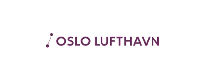 Logo Oslo Lufthavn